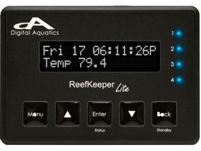 ReefKeeper lite temperature controller