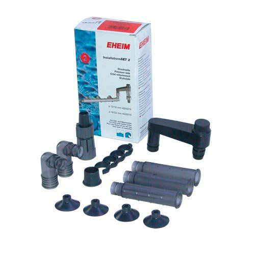 Eheim spray bar kit with suction cups, pipe and nozzles