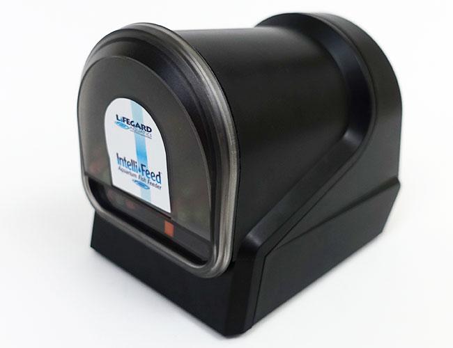 Lifegard Aquatics Intelli-Feed best automatic fish feeder for humid environments