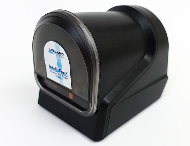Lifegard Aquatics Intelli-Feed best automatic fish feeder for humid environments