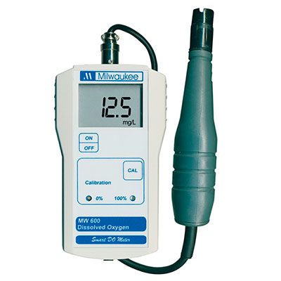 Milwaukee MW600 Dissolved oxygen meter for aquarium
