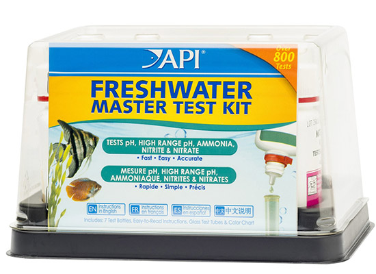 API Freshwater Master Test Kit for aquariums