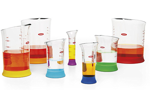 Aquarium measuring beaker set by OXO