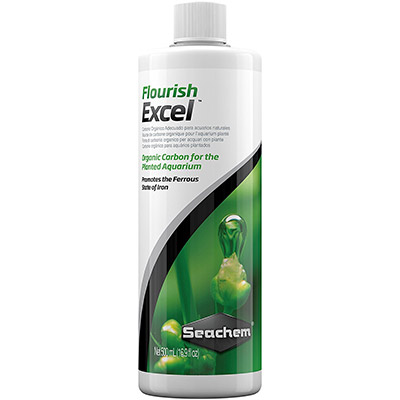 Seachem Flourish Excel to remove Staghorn algae