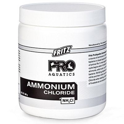 Fritz Ammonium Chloride for fish tank cycling