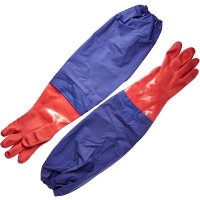 Coralife Aqua Gloves 28-inch long aquarium gloves