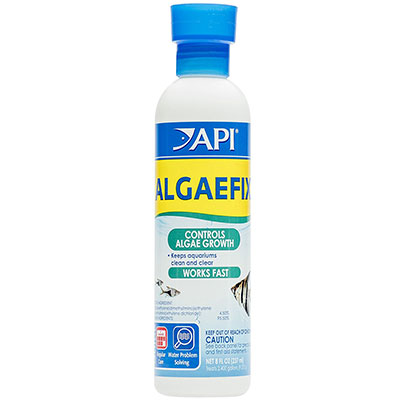API Algaefix to control and remove unwanted algae growth