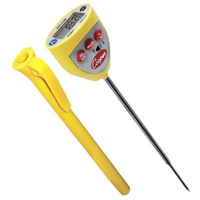 Coopet Arkins Digital waterproof pocket thermometer - runner up best aquarium thermometer