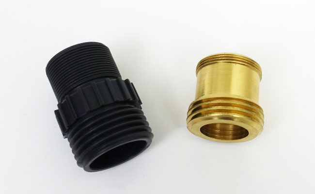 Python vs Aqueon water changer faucet adapters compared