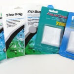 Different filter media bags tested and reviewed