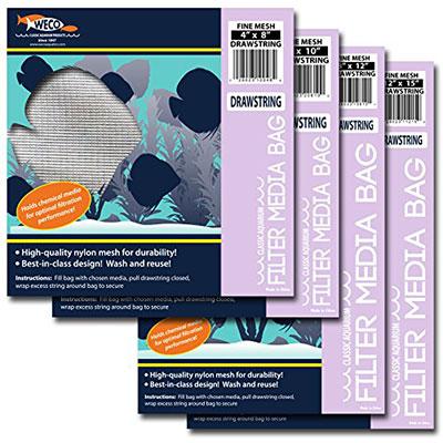 Weco filter media bag