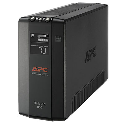 APC UPS Battery Backup and Surge Protector