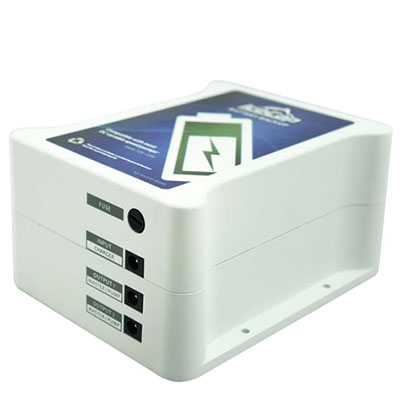 IceCap Battery Backup for DC aquarium circulation fans