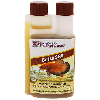 Ocean Nutrition Betta SPA Black Water conditioner with Indian almond extract