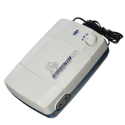 Deep Blue Hurricane Category 5 battery backup air pump for power outages