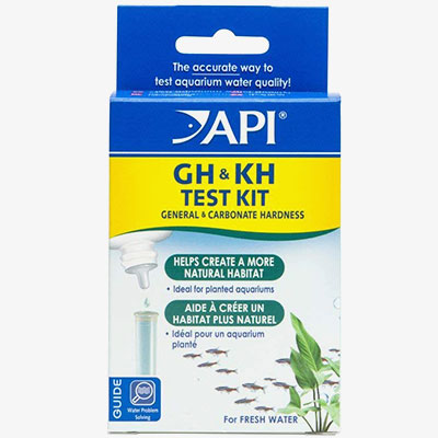 Aquarium General Hardness GH test kit