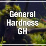 General Hardness GH in aquarium