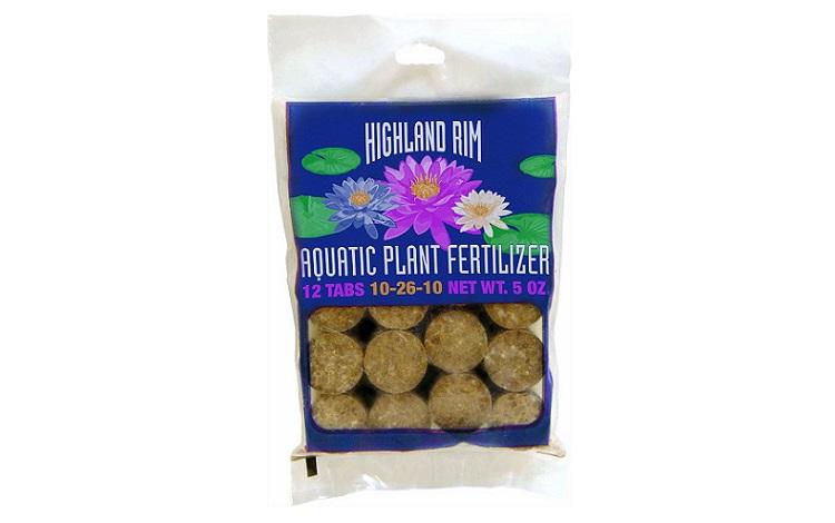 Highland Rim Aquatic Fertilizer by Winchester Gardens Review